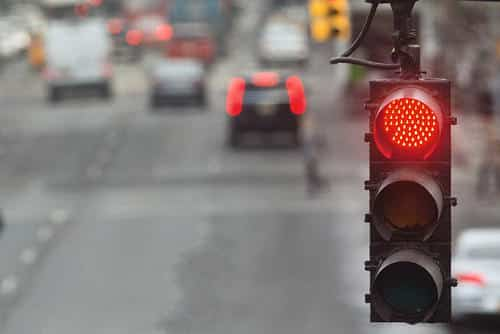 car-accident-ran-red-light