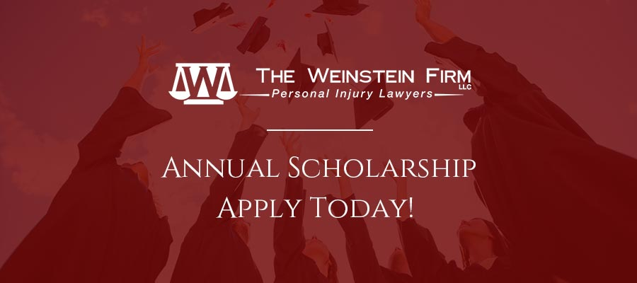 The Weinstein Firm Annual Scholarship