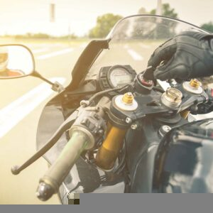 atlanta motorcycle accident attorney-helmets