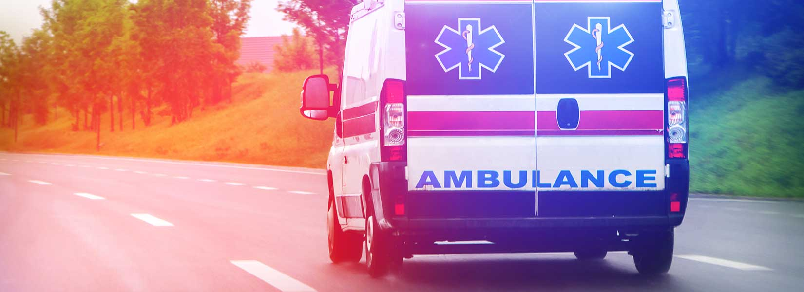 In A Crash With An Ambulance The Weinstein Firm