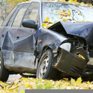 What Happens in the Event of Single Vehicle Crashes?