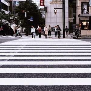 Pedestrian Accident After Car Wreck