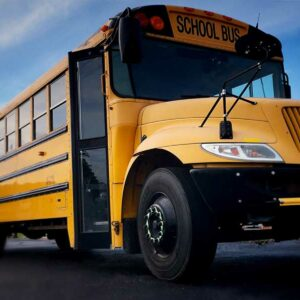 Gwinnet County School Bus Crashed Into SUV