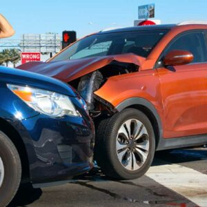 Criminal Case for a Car Accident