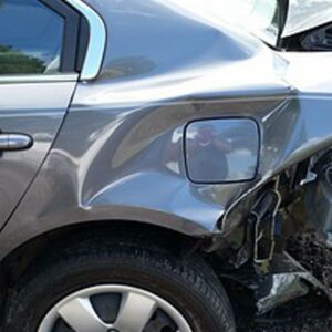 determining-fault in a car accident