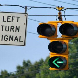 Left Hand Turn Accident