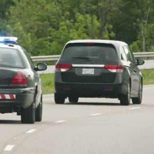 Georgia State Police Pursuit
