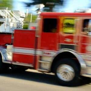 Fiery Crash on I-75
