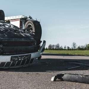 Rollover Crash in Atlanta