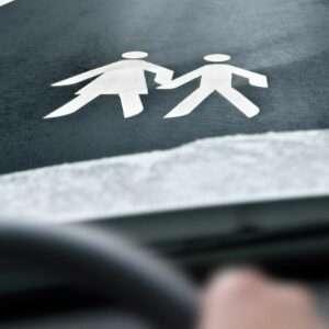 Riverside Parkway auto-pedestrian collision