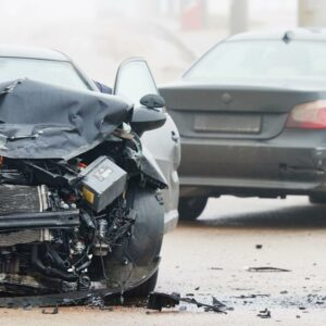 Six-Vehicle Collision in Augusta