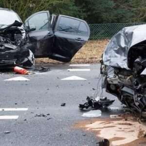Gordon Highway Solo Car Crash