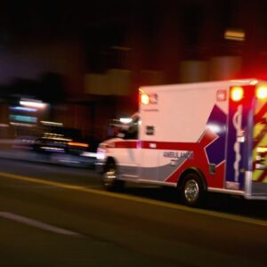 Accident on Edmondson Road