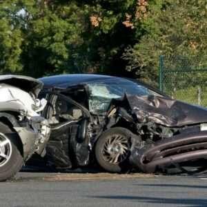 collision near riverdale