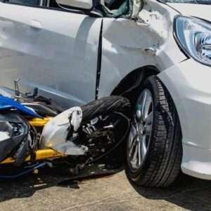 Bibb County Auto-Motorcycle Crash