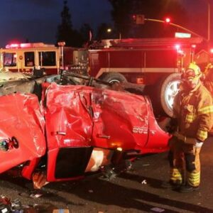 Collision on Highway 11