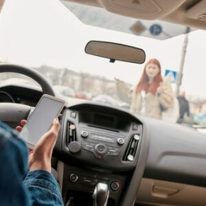 What are the main causes of pedestrian accidents?