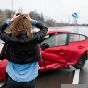 What do hit and run drivers leave the scene of an accident?