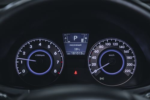 Speedometer, speedometer calibration can be used to prove a speeding accident case.