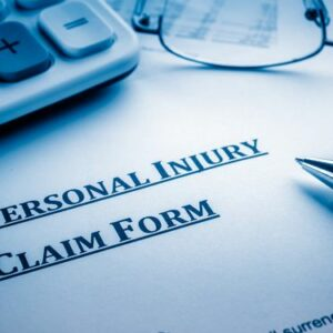 How does the personal injury claims process work?