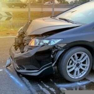 car accident-describe