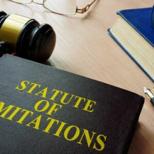 What are the statute of limitations in a hit and run case?